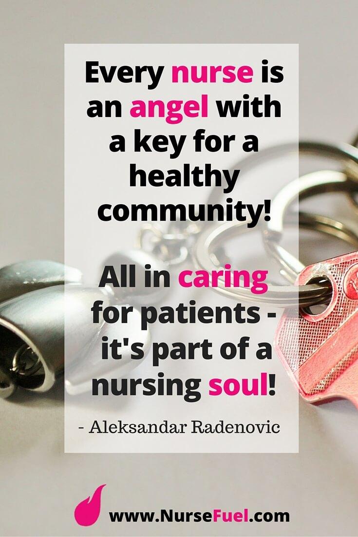 Inspiration for Nursing Students