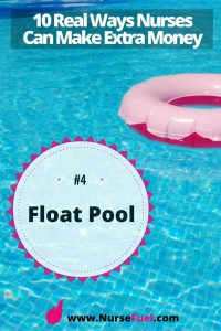 Float Pool - Nurses Earn Extra Money - http://www.NurseFuel.com