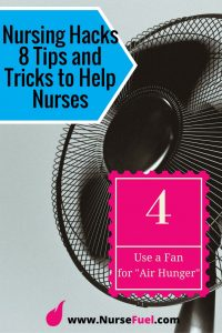 Nursing Hacks - Air Hunger - http://www.NurseFuel.com